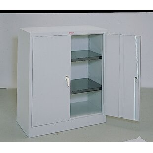 42 H x 36 W x 24 D Standard Storage Cabinet by Parent Metal Products