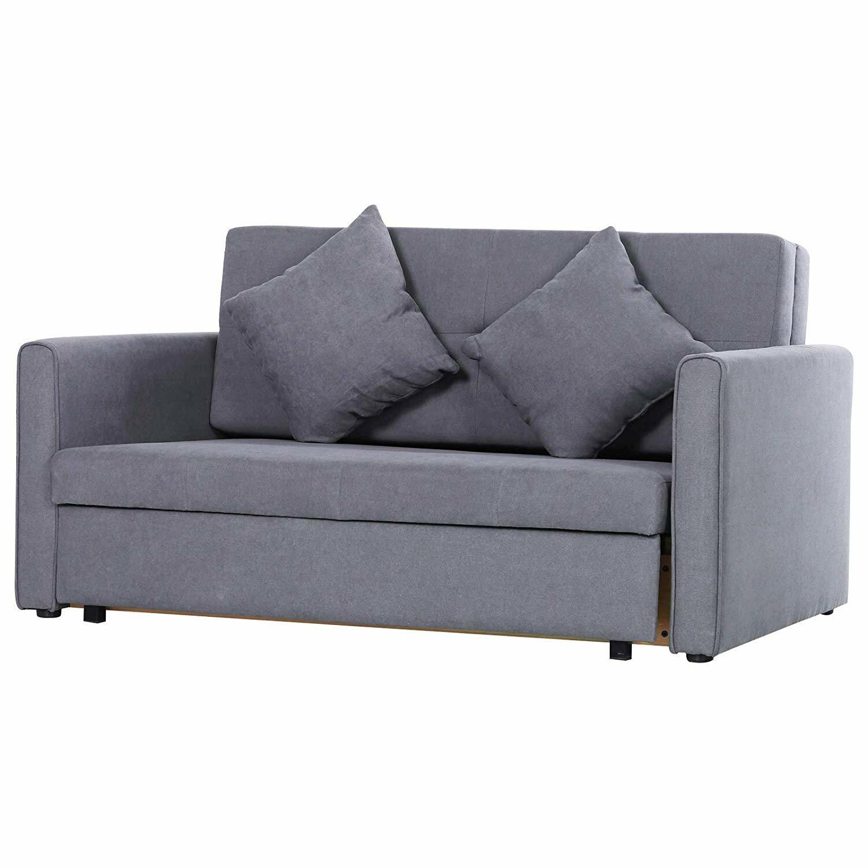 Chaplin 2 Seater Loveseat Sofa Bed