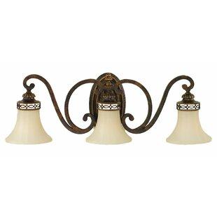 Feiss Edwardian 3-Light Vanity Light