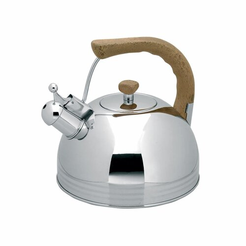 Menachem Stainless Steel Whistling Stovetop Kettle Symple