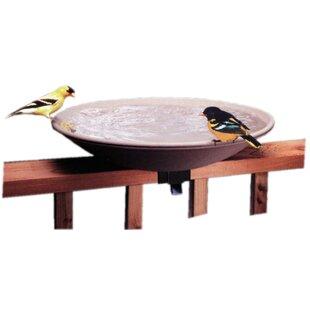 Allied Precision Industries Ez Tilt Non-Heated Birdbath