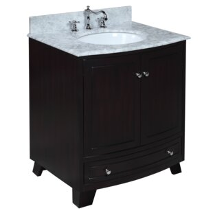 Palazzo 30 Single Bathroom Vanity Set by Kitchen Bath Collection