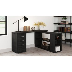 Venango L-Shape Executive Desk by Latitude Run