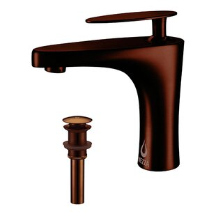 Nezza Cobra Bathroom Sink Brass Faucet with Drain Assembly