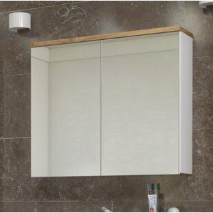 Bali 70 Cm X 80 Cm Surface Mount Mirror Cabinet By Belfry Bathroom
