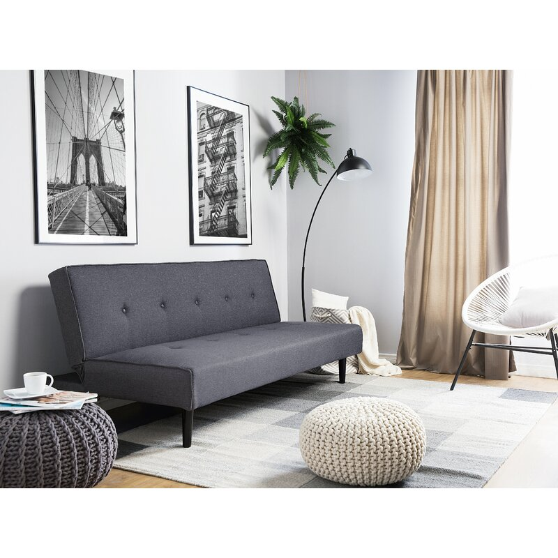Oberlin 3 Seater Clic Clac Sofa Bed