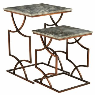 Buckland 2 Piece Nest Of Tables By Bloomsbury Market