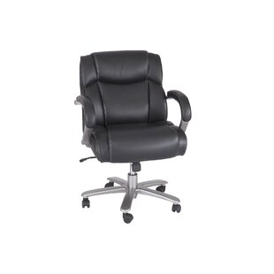 Symple Stuff Kaylor Big and Tall Executive Chair