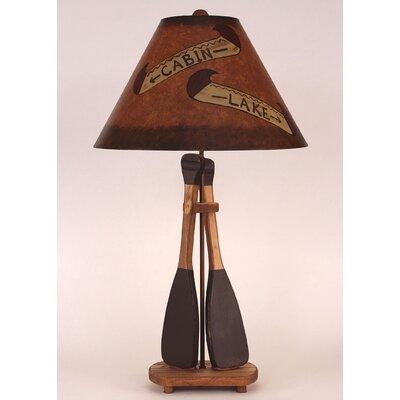 "Paddle 31"" Table Lamp Coast Lamp Mfg."