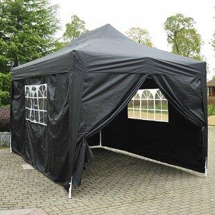 Sepulveda 7.5m W X 11.5m D Steel Pop-Up Gazebo By Sol 72 Outdoor
