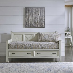 Shop For Agnew Lodge Twin Daybed by Canora Grey Reviews (2019) & Buyer's Guide