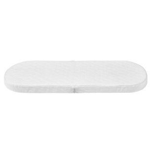 Air Folding Foam Cot Mattress By Shnuggle