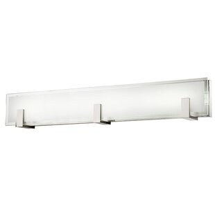 Orren Ellis Megerle LED 1-Light Bath Bar