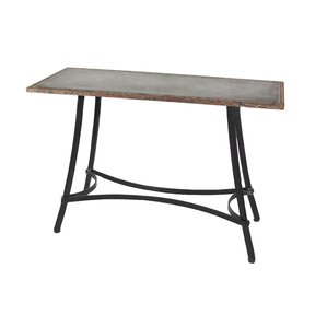 metal console table - Metal Console Table