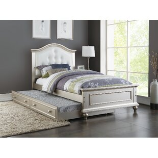Dasilva Twin Platform Bed with Trundle