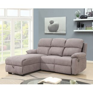 Casserly Reclining Sectional b..