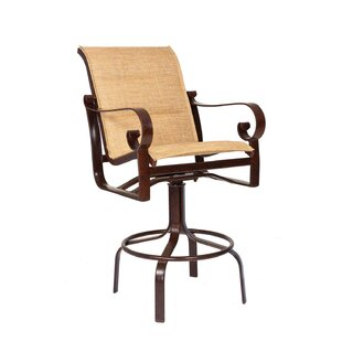 Belden Swivel Patio Bar Stool