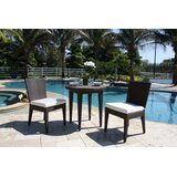 Ferraro 3 Piece Dining Set