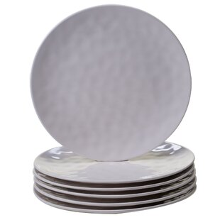 Acrylic u0026 Melamine White Dinner Plates  sc 1 st  Wayfair & Acrylic u0026 Melamine White Dinner Plates Youu0027ll Love | Wayfair