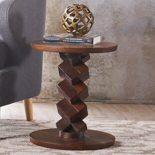 Wrought Studio Passmore Wood End Table