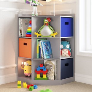 Shelf and toy organizer