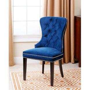 Zaphod Upholstered Dining Chair by Willa Arlo Interiors New