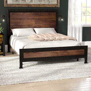 Medomak Panel Bed by Trent Austin Design