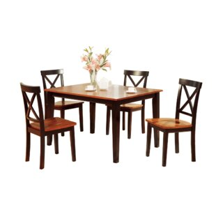 Lise 5 Piece Dining Set by Darby Home Co