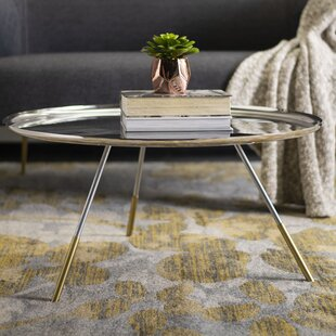Looking for Groves Coffee Table By Wrought Studio