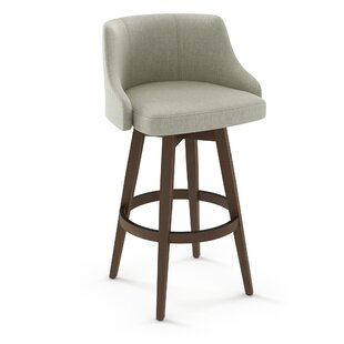 Laurene 30 Swivel Bar Stool Brayden Studio