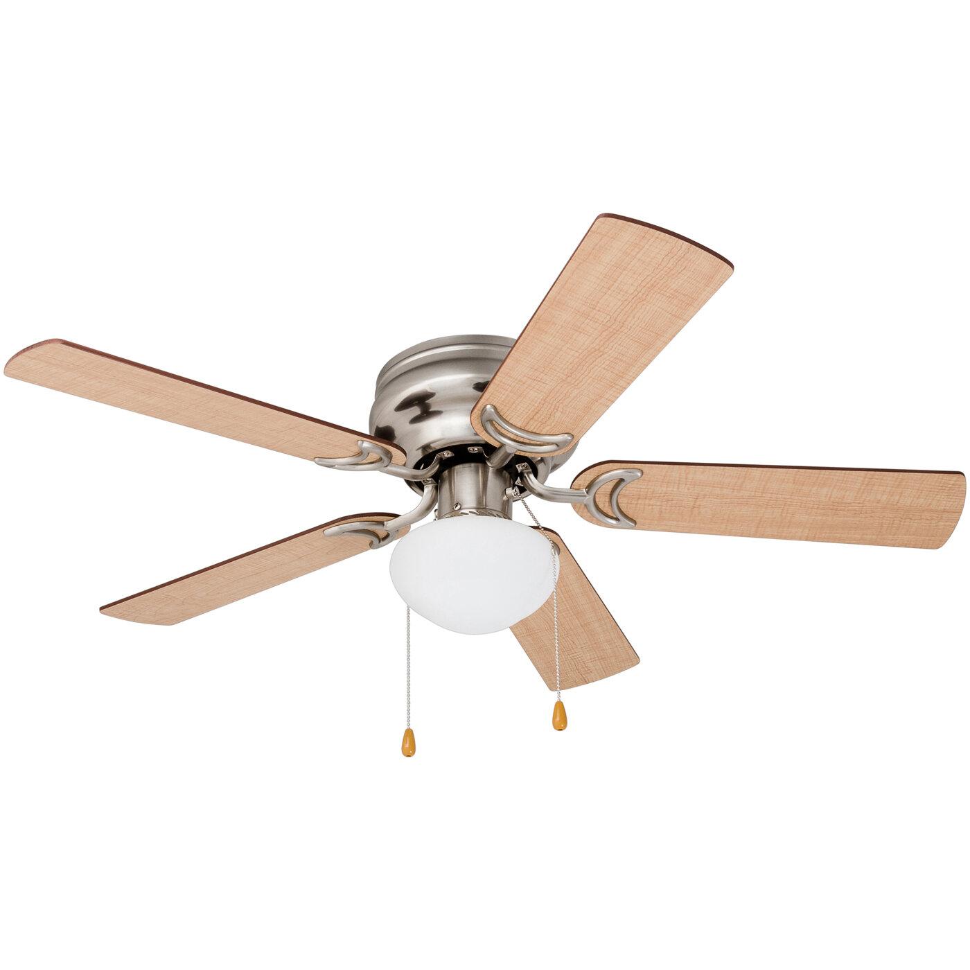 "Winston Porter 42"" Bagtas 5 Blade LED Ceiling Fan & Reviews"