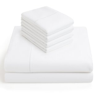 6 Piece 1000 Thread Count Sheet Set ByVivendi Home
