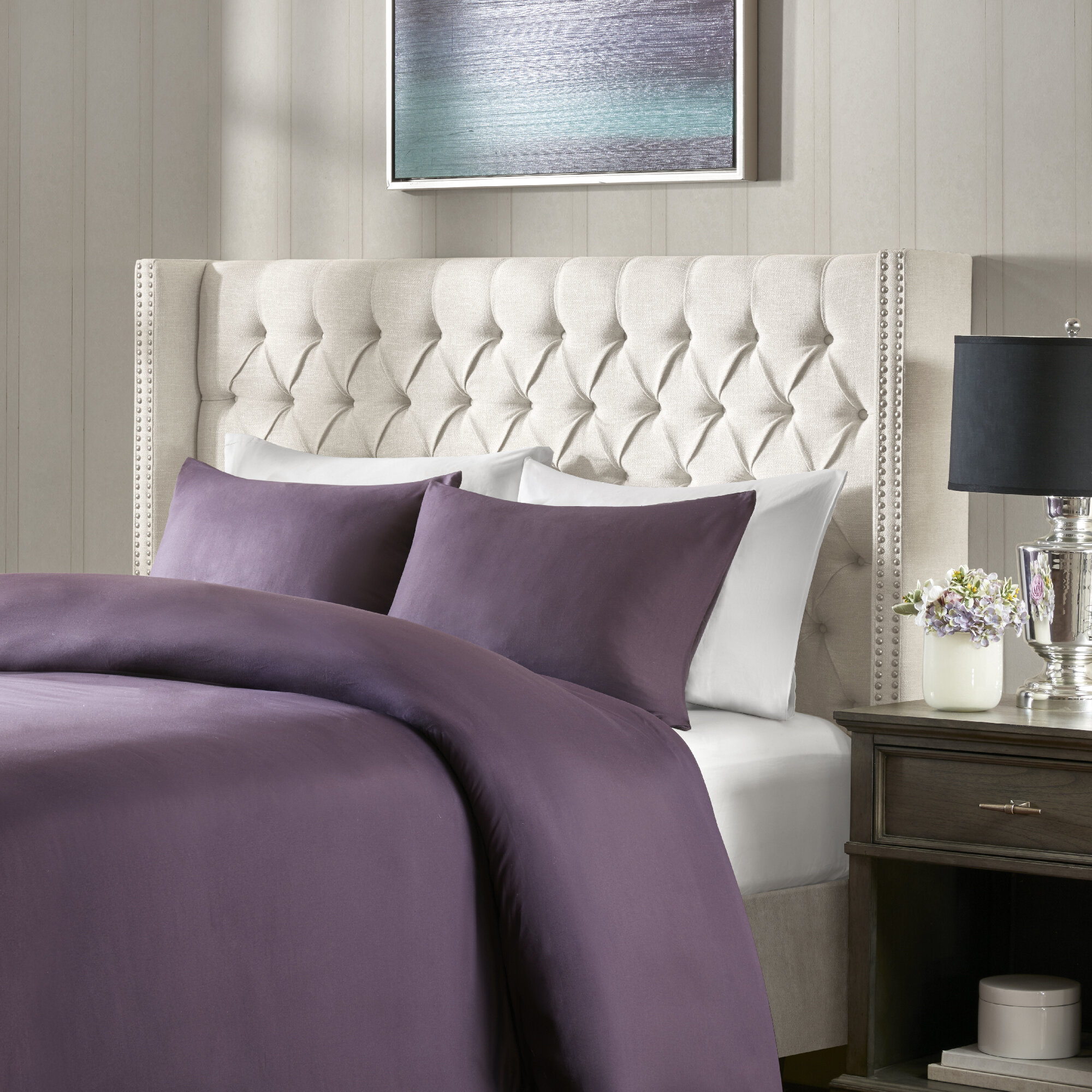 King Wingback Headboards You Ll Love In 2020