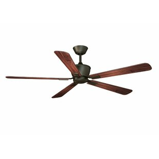 52 Seabrooks Modern 5-Blade DC Ceiling Fan By Brayden Studio Ceiling Lights