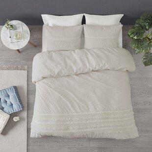 Umbria Cotton Seersucker Comforter Set