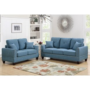 Findlay 2 Piece Living Room Se..
