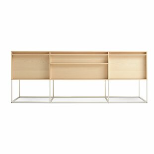 Rule 2 Door/2 Drawer Console by Blu Dot