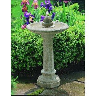 Campania International Concrete Acorn Fountain
