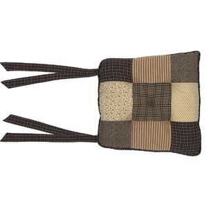 Millicent Patchwork Chair Pad