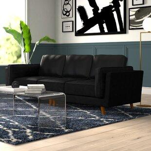 Marrufo Leather Sofa