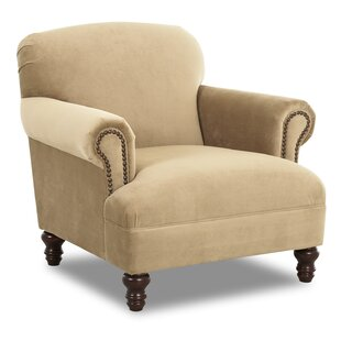 Bailey Armchair by Klaussner Furniture