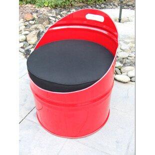 Drum Works Furniture Loft Chair with Cush..