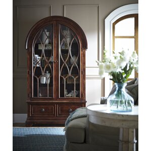 Donie Lighted China Cabinet Top by One Al..
