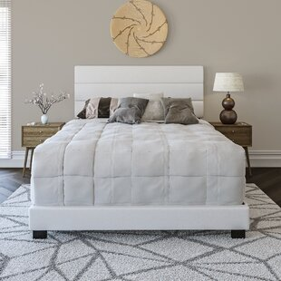 Juana Upholstered Platform Bed by Brayden Studio