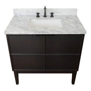 Esmeyer 37 Single Bathroom Vanity Set by Gracie Oaks