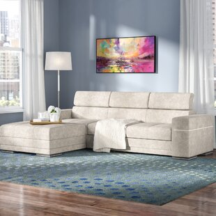 Solomon Sleeper Sectional