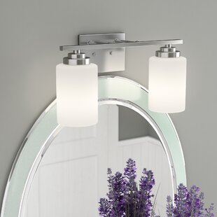 Compare Hester 2-Light Vanity Light By Andover Mills