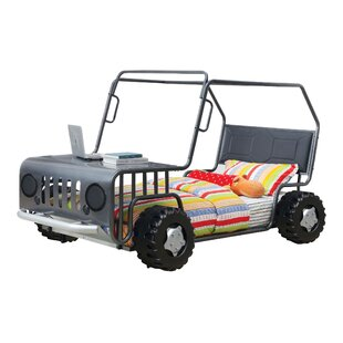 Hokku Designs Off Road Twin Car Bed