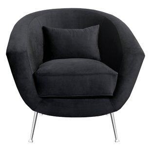 Gabbard Barrel Chair by Orren Ellis