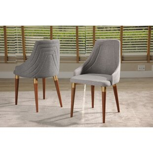 Amandine Upholstered Dining Chair (Set of 2)